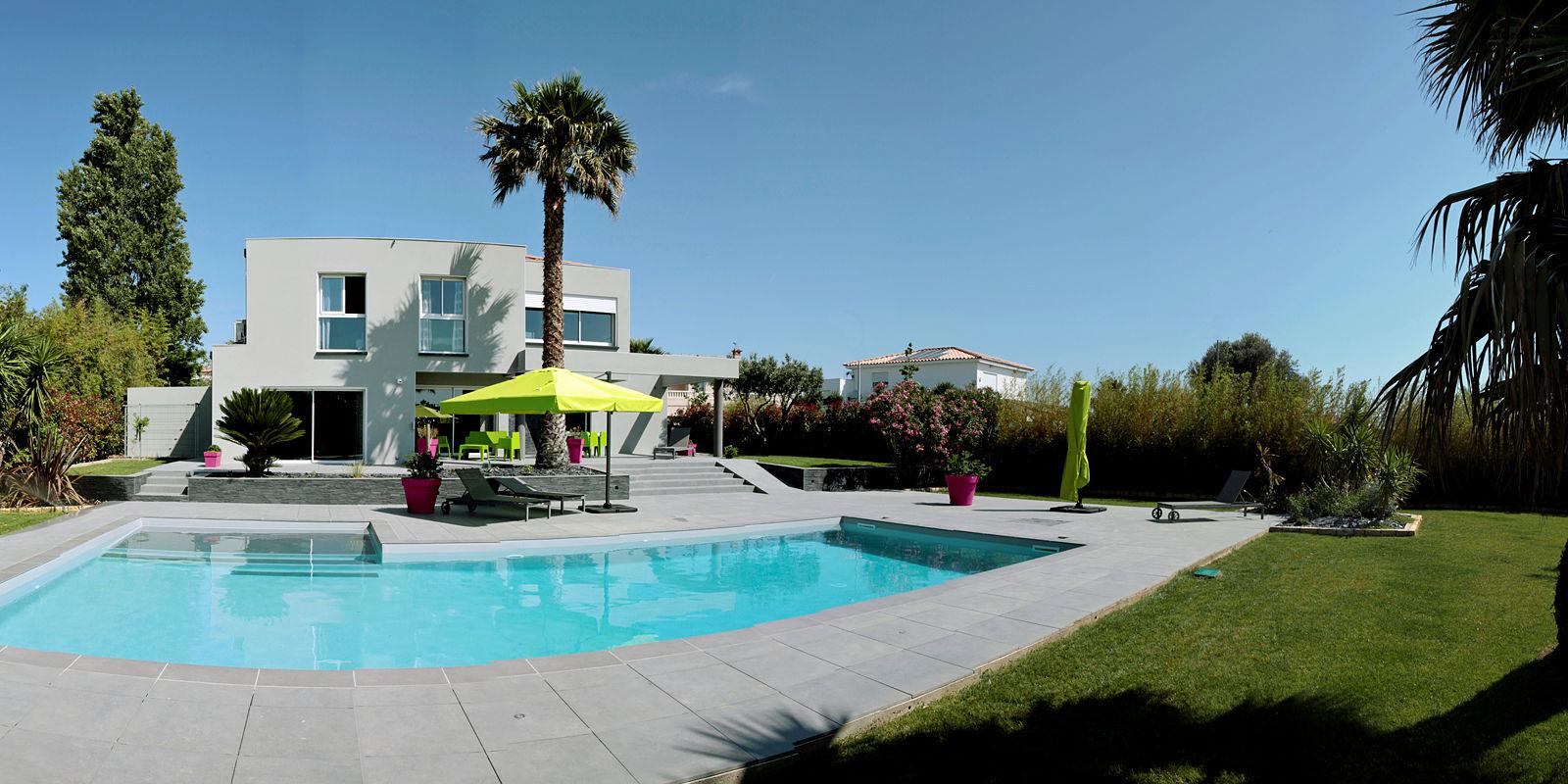 villa terres d oc vacances villa luxe perpignan. Black Bedroom Furniture Sets. Home Design Ideas